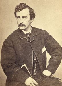 John Wilkes Booth. An assassin--and yet a man ahead of his time.