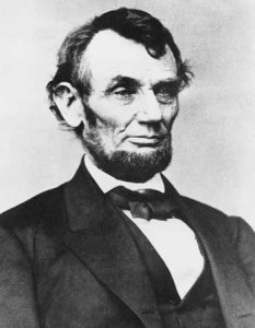 Abraham Lincoln. His death would be even more tragic if he had thought more highly of Richard.