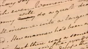 Jane Austen Writing