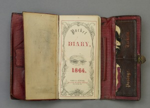 Booth's pocket diary. The missing pages almost certainly prove Richard innocent of the murders of his nephews,