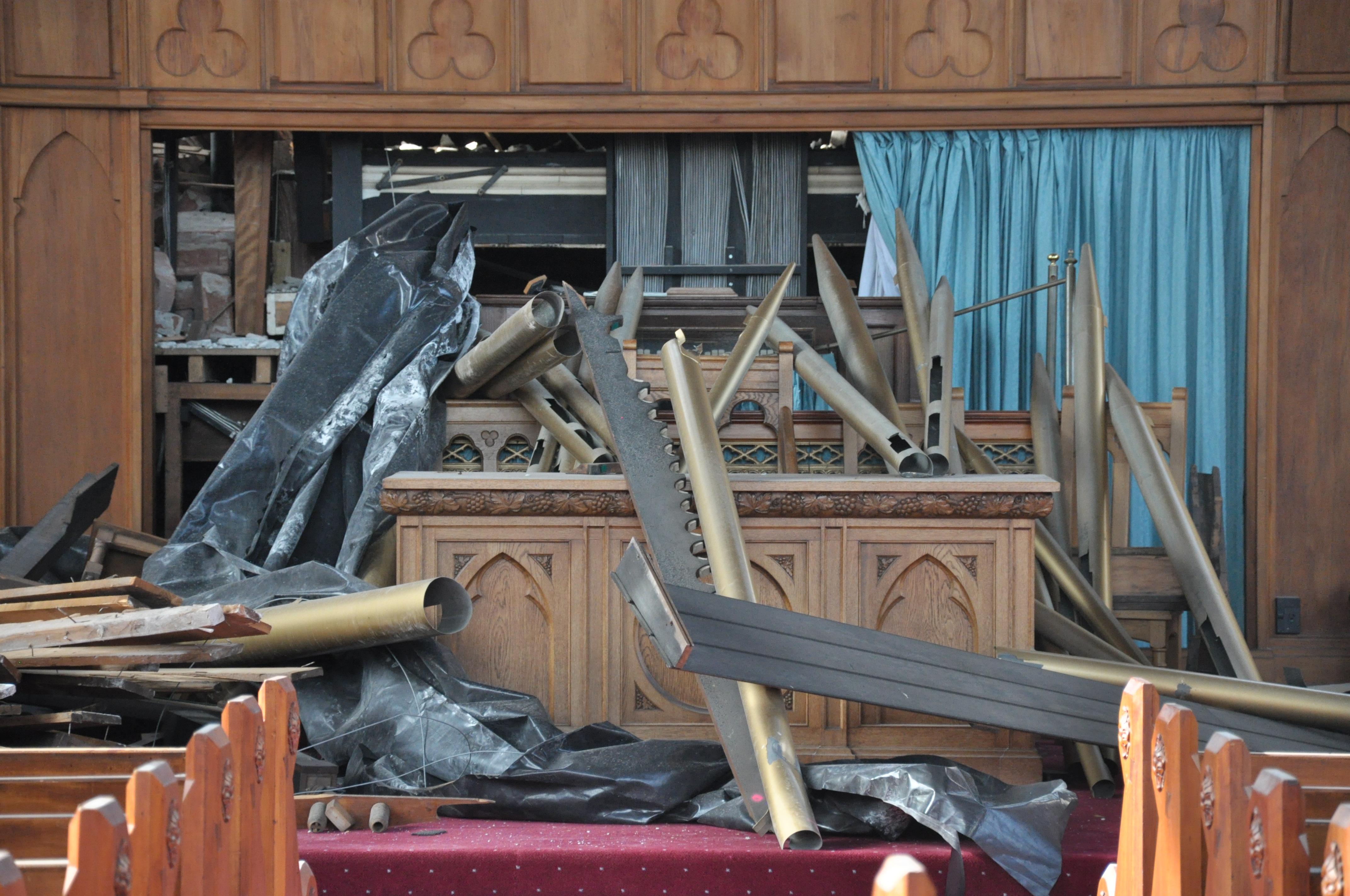 Durufle Vacant Chair Chords