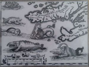 Islandia Reproduced with permission of Lady White Art