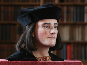Richard III. His benevolence simply shines forth.